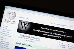 Popular online knowledge trove Wikipedia is back online