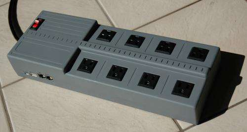 Power-strip lookalike hacks office networks