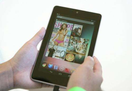 Priced at 19,800 yen, Nexus 7 in Japan comes in around half the price of the lowest spec third generation iPad
