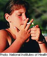 Pricey cigarettes, strict schools help curb teen smoking