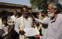 Professor on quest for India's hidden inventors