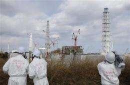 Radiation detected 400 miles off Japanese coast