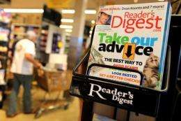 Reader's Digest said it is on pace for 200,000 digital subscribers by the end of the yea
