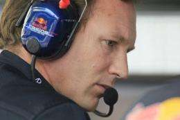 "Red Bull chief Christian Horner says Mercedes has found a ""creative solution"" to rules banning so-called F-ducts"