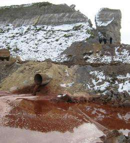 Red mud's carbon capture clue