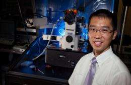 Research yields two 'firsts' regarding protein crucial to human cardiac function