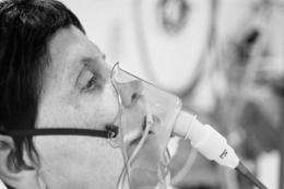 Respiratory exercises before heart surgery can prevent pneumonia