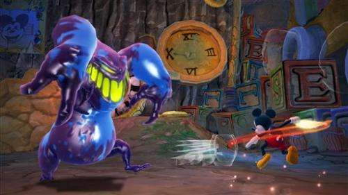 Review: 'Epic Mickey 2' builds a worse mousetrap