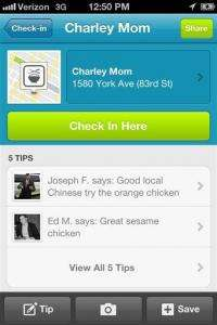 Review: No real point to Foursquare, yet addictive (AP)