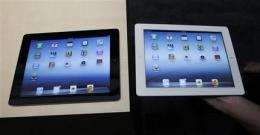 Review: Prettier iPad retains familiar qualities (AP)