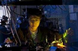 Rice lab mimics Jupiter's Trojan asteroids inside a single atom