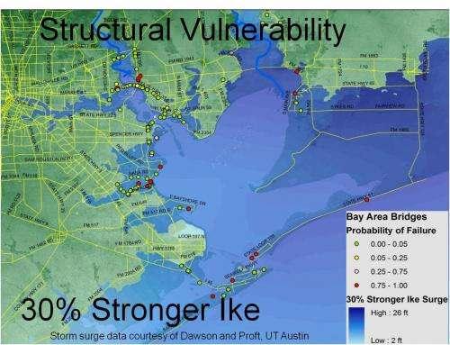 Rice research IDs vulnerable bridges (w/ Video)