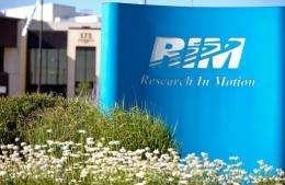RIM headquarters in Waterloo