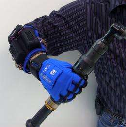 GM, NASA jointly developing robotic gloves for human use