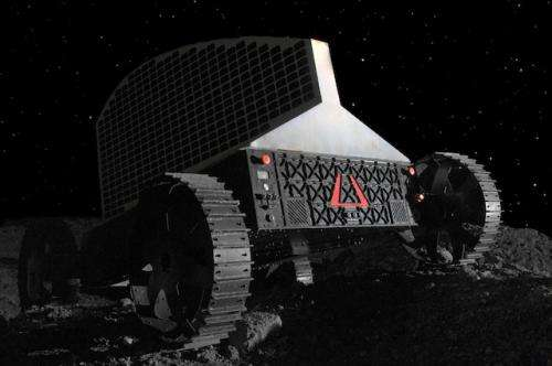 Robotic explorers may usher in lunar 'water rush'