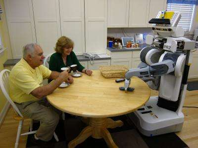 Robots in the home: Will older adults roll out the welcome mat?