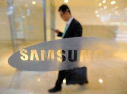 Samsung is the world's largest technology company by revenue