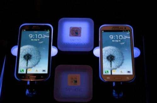Samsung's newest Galaxy S III