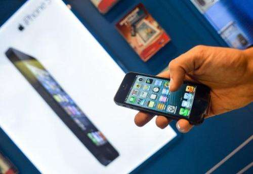 Samsung was ordered by a US court in August to pay damages to Apple for illegally copying iPhone features