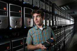 Sandia builds Android-based network to study cyber disruptions