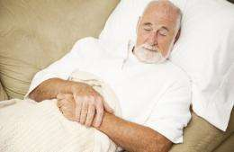 Dementia, sleeping problems and depression are interrelated