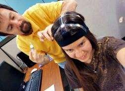 Scanning the brain for impending error