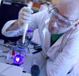 Scientists battle harmful water toxins
