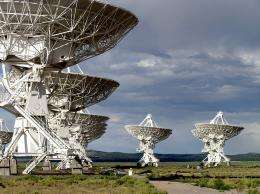Scientists bring low frequency, 'First light' to the Jansky Very Large Array