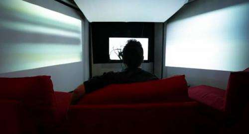 MIT's Media Lab develops 'Infinity-By-Nine' immersive video projection system (w/ Video)