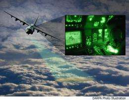 Darpa seeks technology to see through clouds for warfighter support