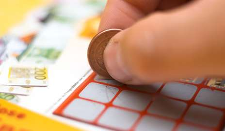 Kids who get gifts of scratch lottery tickets gamble earlier in life