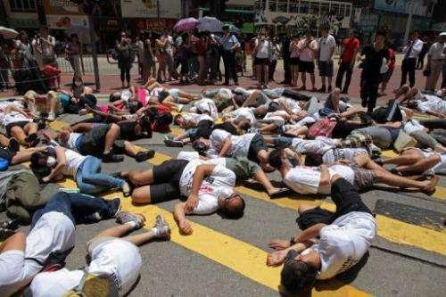 Smog in Hong Kong kills hundreds of people a year