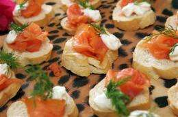Smoked salmon blamed for salmonella outbreak