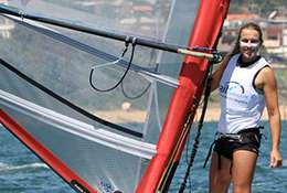 Smoother sailing for elite athletes