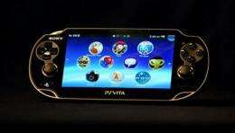 Sony says it has sold 1.2M of the PlayStation Vita (AP)