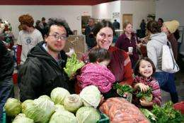 Soon for sale? Ethnic veggies like maxixe and shiso