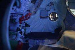 Space tourist is just one way to describe Simonyi (AP)
