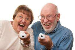 Specially developed Wii games can help prevent falls