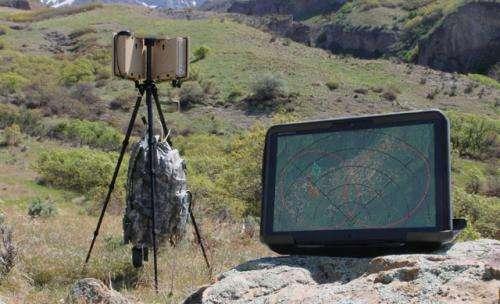 SpotterRF debuts Radar Backpack Kit (w/ Video)
