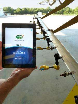 Spraying Insecticide? There's an App for That