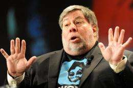 Steve Wozniak quit Apple in 1987