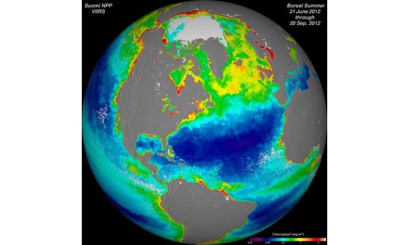 Storms, ozone, vegetation and more: NASA-NOAA Suomi NPP satellite returns first year of data