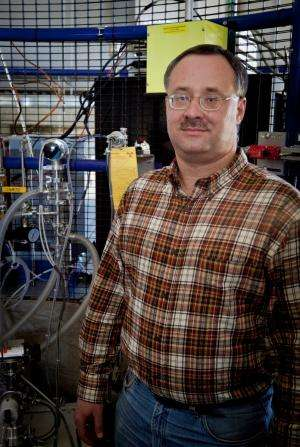 Studying biosamples at 'supercold' temperatures--without freezing--now a reality