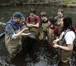 Study: Young people not so 'green' after all (AP)