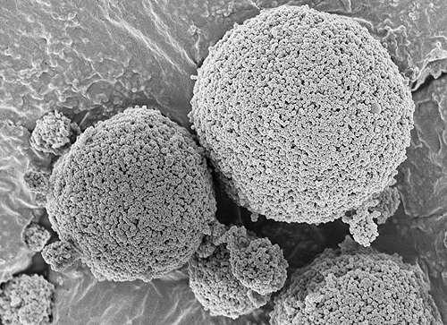 Superbugs blasted by aerosols