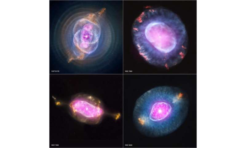 Sweeping X-ray imaging survey of dying stars is 'uncharted territory'