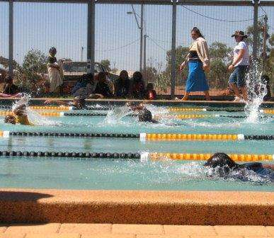 Swimming pools don't help Indigenous children's hearing