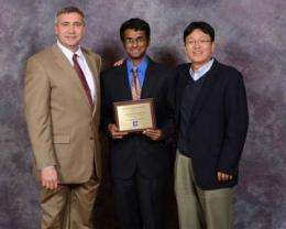 System to increase mining efficiency earns national research award