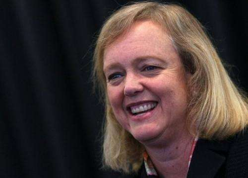 Tech sector Republican supporters for upcoming US election include former eBay CEO Whitman