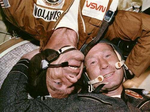 The Apollo-Soyuz test project: An orbital partnership is born